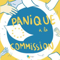 """""""Panique à la Commission !"""", le jeu de rôle pour comprendre l'Europe !"""