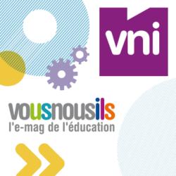 «VousNousIls» met à l'honneur notre parcours pédagogique Participe présent !